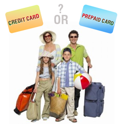 Prepaid Credit Cards - Their Benefits for Travel
